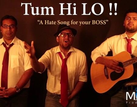 Our first video spoof on your BOSS – 'Tum Hi LO' from Aashiqui 2